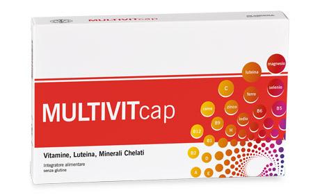 Farmacisti Preparatori MULTIVITcap