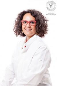 Dott.ssa Alessandra Sorace Maresca, Titolare,  laureata in Farmacia